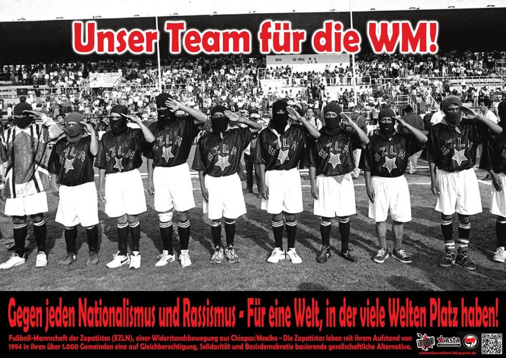 Unser Team für die WM!